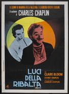 Limelight - Italian Re-release movie poster (xs thumbnail)