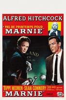Marnie - Belgian Movie Poster (xs thumbnail)