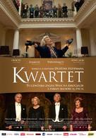 Quartet - Polish Movie Poster (xs thumbnail)