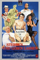 Big Trouble - German VHS movie cover (xs thumbnail)
