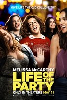 Life of the Party - Movie Poster (xs thumbnail)
