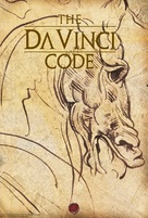 The Da Vinci Code - DVD cover (xs thumbnail)