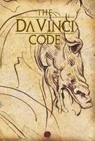 The Da Vinci Code - DVD movie cover (xs thumbnail)