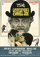 The Wrong Box - German Movie Poster (xs thumbnail)