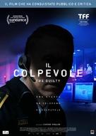 Den skyldige - Italian Movie Poster (xs thumbnail)