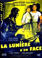 La lumière d'en face - French Movie Poster (xs thumbnail)
