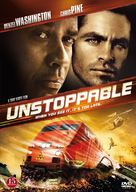 Unstoppable - Norwegian Movie Cover (xs thumbnail)