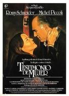 La Passante du Sans-Souci - Spanish Movie Poster (xs thumbnail)
