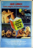 How to Succeed with Sex - Argentinian Movie Poster (xs thumbnail)