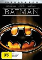 Batman - Australian DVD movie cover (xs thumbnail)