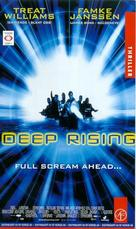 Deep Rising - Danish VHS cover (xs thumbnail)