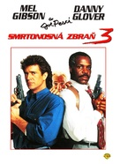 Lethal Weapon 3 - Czech Movie Cover (xs thumbnail)