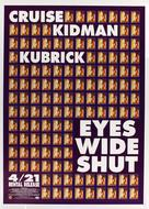 Eyes Wide Shut - Video release movie poster (xs thumbnail)