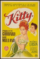 Kitty - Australian Movie Poster (xs thumbnail)