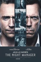 """""""The Night Manager"""" - British Movie Poster (xs thumbnail)"""
