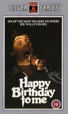 Happy Birthday to Me - British VHS cover (xs thumbnail)