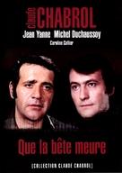 Que la bête meure - French DVD cover (xs thumbnail)