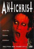 L'anticristo - DVD cover (xs thumbnail)