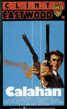 Magnum Force - German VHS cover (xs thumbnail)