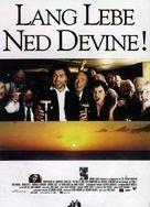 Waking Ned - German Movie Poster (xs thumbnail)