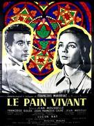 Le pain vivant - French Movie Poster (xs thumbnail)