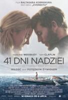 Adrift - Polish Movie Poster (xs thumbnail)