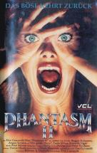 Phantasm II - German VHS cover (xs thumbnail)