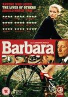 Barbara - British DVD movie cover (xs thumbnail)