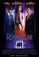 Dreamgirls - Turkish Movie Poster (xs thumbnail)