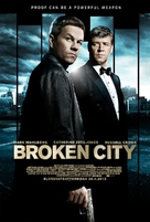 Broken City - Finnish Movie Poster (xs thumbnail)