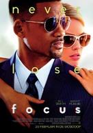 Focus - Dutch Movie Poster (xs thumbnail)