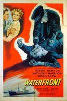 Waterfront - British Movie Poster (xs thumbnail)