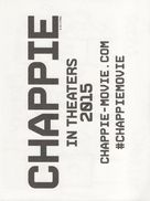 Chappie - Logo (xs thumbnail)