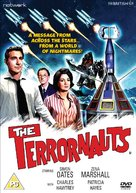 The Terrornauts - British DVD movie cover (xs thumbnail)