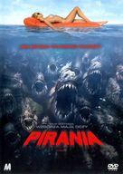 Piranha - Polish DVD movie cover (xs thumbnail)