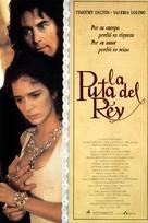 La putain du roi - Spanish Movie Poster (xs thumbnail)