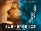 Submergence - British Movie Poster (xs thumbnail)