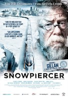 Snowpiercer - Italian Movie Poster (xs thumbnail)