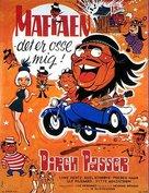 Mafiaen - det er osse mig! - Danish Movie Poster (xs thumbnail)