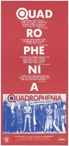 Quadrophenia - Australian Movie Poster (xs thumbnail)
