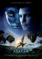 Avatar - Norwegian Movie Poster (xs thumbnail)