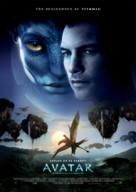 Avatar - Norwegian Movie Poster (xs thumbnail)