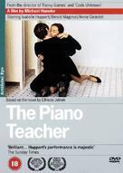 La pianiste - British Movie Cover (xs thumbnail)