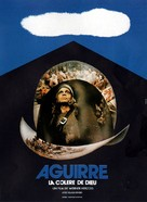 Aguirre, der Zorn Gottes - French Movie Poster (xs thumbnail)