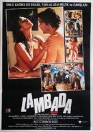 Lambada - Turkish Movie Poster (xs thumbnail)