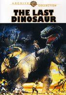 The Last Dinosaur - DVD cover (xs thumbnail)