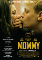 Mommy - Spanish Movie Poster (xs thumbnail)