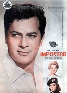 The Great Impostor - Spanish Movie Poster (xs thumbnail)