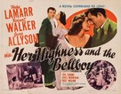 Her Highness and the Bellboy - Movie Poster (xs thumbnail)