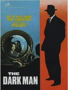 The Dark Man - British Movie Poster (xs thumbnail)